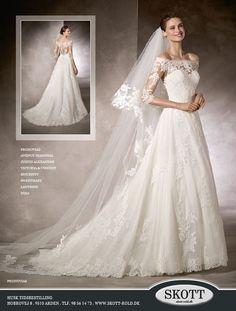 118fd21dee1e Brudekjoler i str fra 34 til 52 i mere end 500 designs