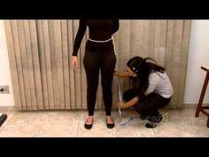 Curso Confecção de Calças Femininas - Como Tirar Medidas - Cursos CPT