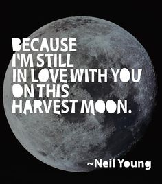 Harvest Moon_Neil Young