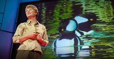 Janine Benyus has a message for inventors: When solving a design problem, look to nature first. There you'll find inspired designs for making things waterproof, aerodynamic, solar-powered and more. Here she reveals dozens of new products that take their cue from nature with spectacular results.