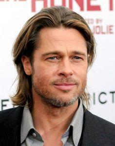 Brad Pitt. Enough said :)