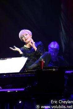 Nicole Croisille - Concert L' Alhambra (Paris) - www.volubilis.net