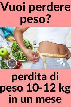 perdita di grasso di 10 kg in un meses