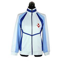 Free! Iwatobi Swim Club Jacket Cosplay Costume (L)