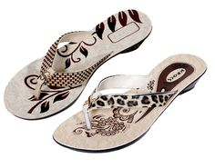 Indistar Women's Krocs Flip Flop (Pack Of 2 Pairs) *** Details can be found by clicking on the image.