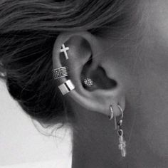 already have my lower helix & conch.. this would be perfect!