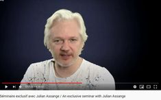 """2016 May Brussels seminar """"The Art of Leaking: Behind the Scenes in the Julian Assange case"""""""