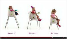 Krzesełko do Karmienia Keter - film