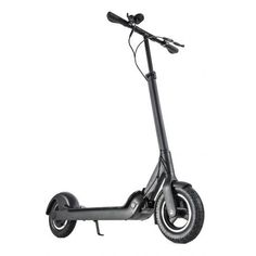 """The electric scooter EGRET-TEN combines the compact design of our previous vehicles with a particularly high level of comfort due to its 10'' tires. Even if you go for a fast ride of 35 km/h over uneven grounds like cobblestones - no problem!"""