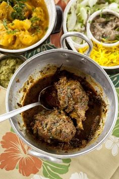 Mauritian Creole chicken curry: A dish you are likely to find on a Mauritian food tour. Why not visit our web site for recommended tours at http://www.allaboutcuisines.com/food-tours/mauritius/in/mauritius or perhaps a cooking class at http://www.allaboutcuisines.com/food-tours/mauritius/in/mauritius #Mauritian food #Travel Mauritius