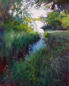 Rivulet by Barbara Newton