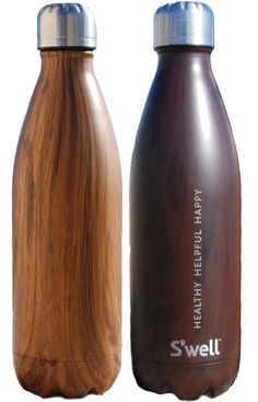 Wood grain packaging Ideas for 2019 Best Water Bottle, Water Bottle Design, Swell Bottle, Water Company, Drink Bottles, Water Bottles, Bottled Water, Packaging Design Inspiration, Stores