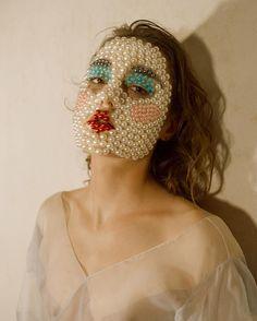 #daily  #Sasha shot by @rogov_rogov on sickymag.com  Fashion @markina.ok  Hair…