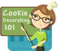 tutorial videos for perfect cookie baking and decorating: lots of tips useable for cake decoarting too