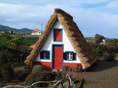 A-Frame from another time. Cozy.
