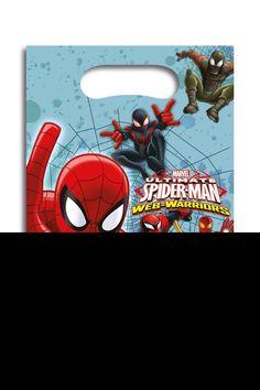 Spiderman-kaverilahjapussi