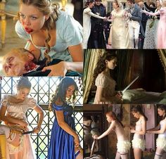 Pride and Prejudice and Zombies - scenes from the movie