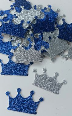 Royal Prince Baby Shower Decorations Royal by SugarPlumPartyCo