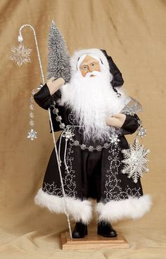 Lynn Haney Star Bright, Star Light Santa at YOU! Boutiques
