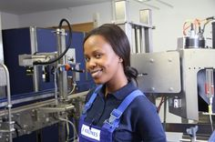 """The """" in Thandeka Masina, the first and so far only female service in Africa! First Ladies, The One, Africa, Meet, Female, Lady"""