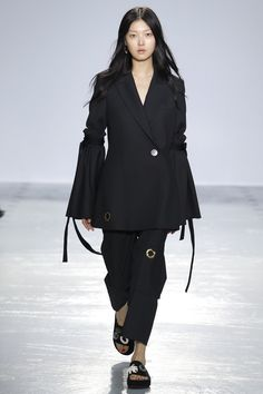 Ellery Spring 2016 Ready-to-Wear Fashion Show