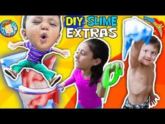 DIY FLUFFY SLIME EXTRAS + Shawn's Mac & Cheese Tease (FUNnel Vision Challenge + Doh Much Fun Vlog) - Where Starts