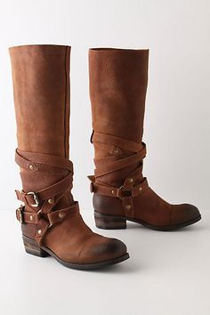 still searching for that perfect pair of brown boots - these are exceptionally close!