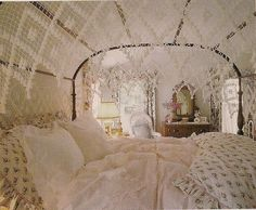 Dreaming of Beautiful Beds