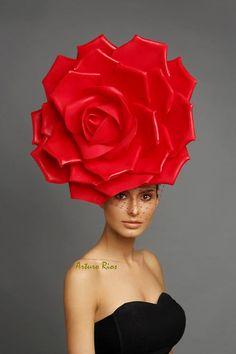 Blush Pink Fascinator, Royal Blue Fascinator, Floral Headpiece, Sombreros Fascinator, Fascinator Hats, Fascinators, Kentucky Derby Fashion, Kentucky Derby Hats, Kentucky Derby Fascinator