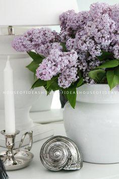 HOUSE of IDEAS Lilac http://myhouseofideas.blogspot.de/2014/04/lilac.html
