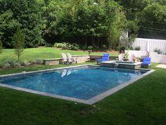 Lenoir City Pool Photos, Knoxville Custom Pool Design - Gunite Pool ...