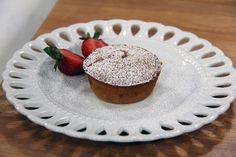 Strawberry Almond Cake Anna Olson
