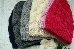 Knitted baby beanie supplier in Australia for winter warmer. www.2Bling.com.au  #beanies #winterwear #winterfashion #diyembellishment #sydney #boutiquesupply