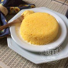 Cuscuz no micro-ondas - Teretetê na cozinha   Blog de culinária, receitas e dicas.