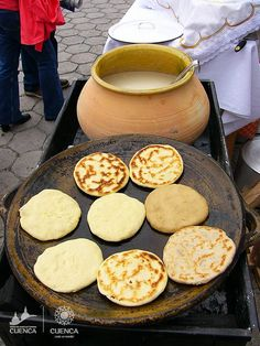 Tortillas de Maíz