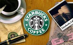 Starbucks Desk