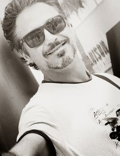Robert Downey Jr.. My mouth literally dropped when I saw this. :D my cover photo