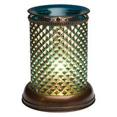 Blue Diamond Scentsy Lampshade Warmer
