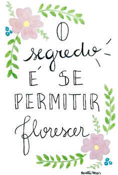 Aquarelinhas : Foto - Tania My - Pin Best Lettering Tutorial, Brush Lettering, Inspirational Quotes, Positivity, Thoughts, Motivation, Feelings, Instagram, Wallpapers