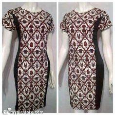 batik dress #batikIndonesia
