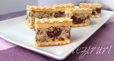 Prajitura Rumba Romanian Food, Romanian Recipes, Dessert Recipes, Desserts, Waffles, Sweet Treats, Cooking Recipes, Pie, Breakfast