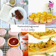 nature baking journal project