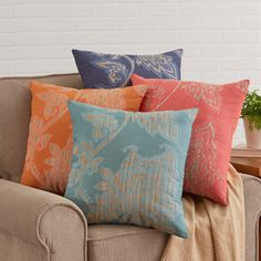 Penelope Pillow Cover #birchlane