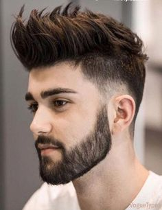 Popular 2018 2019 Hairstyle Haircut Ideas For Men S Best Fade Haircuts For Men Modern Mens Haircuts, Best Fade Haircuts, Low Fade Haircut, Latest Haircuts, Haircuts For Men, Short Haircuts, Fade Haircut Styles, Quiff Haircut, Trendy Haircuts