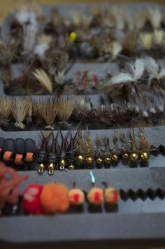 Few more flies for my New Zealand trip