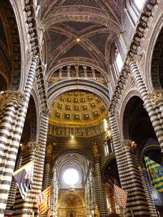 Voyage Italie Sienne Cathédrale Palio #italie #sienne