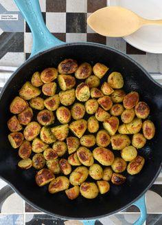 Patatas Asadas con Mantequilla