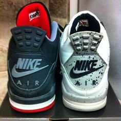 reputable site 45ba0 a29e6 99 cement fours Air Jordan Iv, Fresh Kicks, Jordan Retro, Cement, Jordans