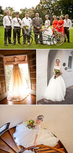 amazing wedding details and gorgeous dress! via @Style Me Pretty