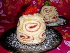Kleine Kuchen - Charlotte Royal im Kleinformat